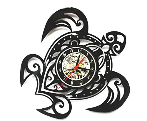 Vinyl Record Design Wall Clock Classic Wall Clocks Quartz Me