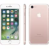 Apple iPhone 7 Unlocked Phone 32 GB - US Version (Rose Gold)