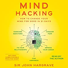 Have you ever wished you could reprogram your brain, just as a hacker would a computer? In this three-step guide to improving your mental habits, learn to take charge of your mind and banish negative thoughts, habits, and anxiety - in just 21...