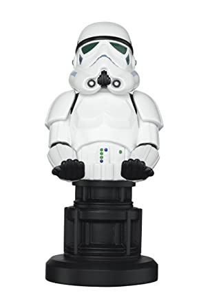 Collectable Star Wars Stormtrooper Cable Guy Device Holder Ps4