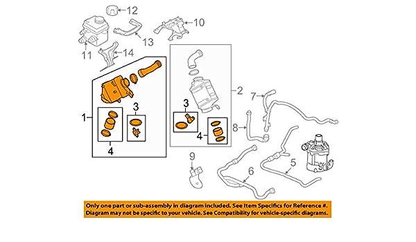 Amazon.com: Genuine BMW E70 E71 X5 X6 Intercooler Turbo Charger Air Cooler OEM 17517589469: Automotive