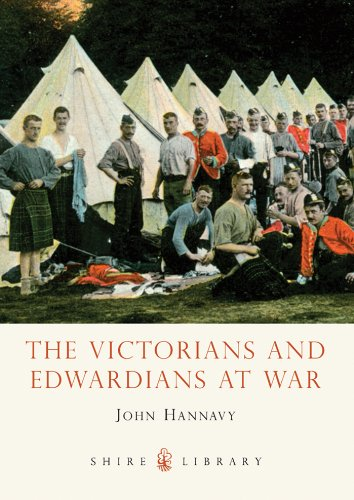 Victorian Edwardian Photographs (The Victorians and Edwardians at War (Shire)