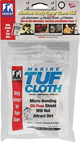 (Sentry Solutions Marine Duty Gear Care Kit, Blue, Left/Right)
