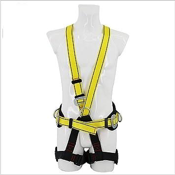 Lhh Kit Arnés Caídas Seguridad, Cinturón Construcción De Trabajo ...