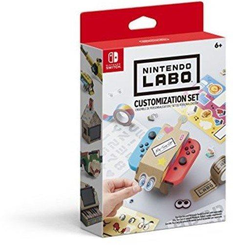 Nintendo Labo Customization Set   Switch