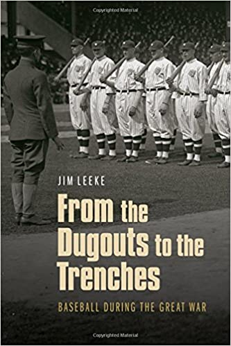 Image result for From the Dugouts to the Trenches: Baseball During the Great War