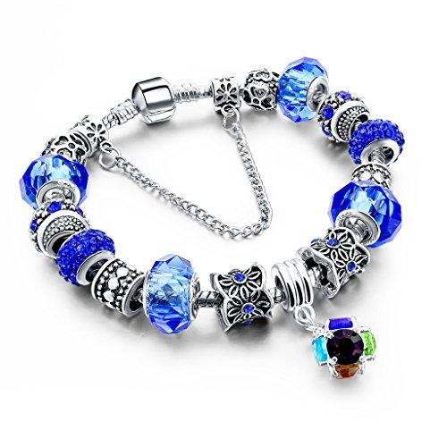 Long Way Silver Bracelet Safety