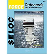 Force--Outboards: All Engines 1984-99