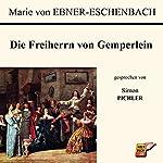 Die Freiherrn von Gemperlein | Marie von Ebner-Eschenbach