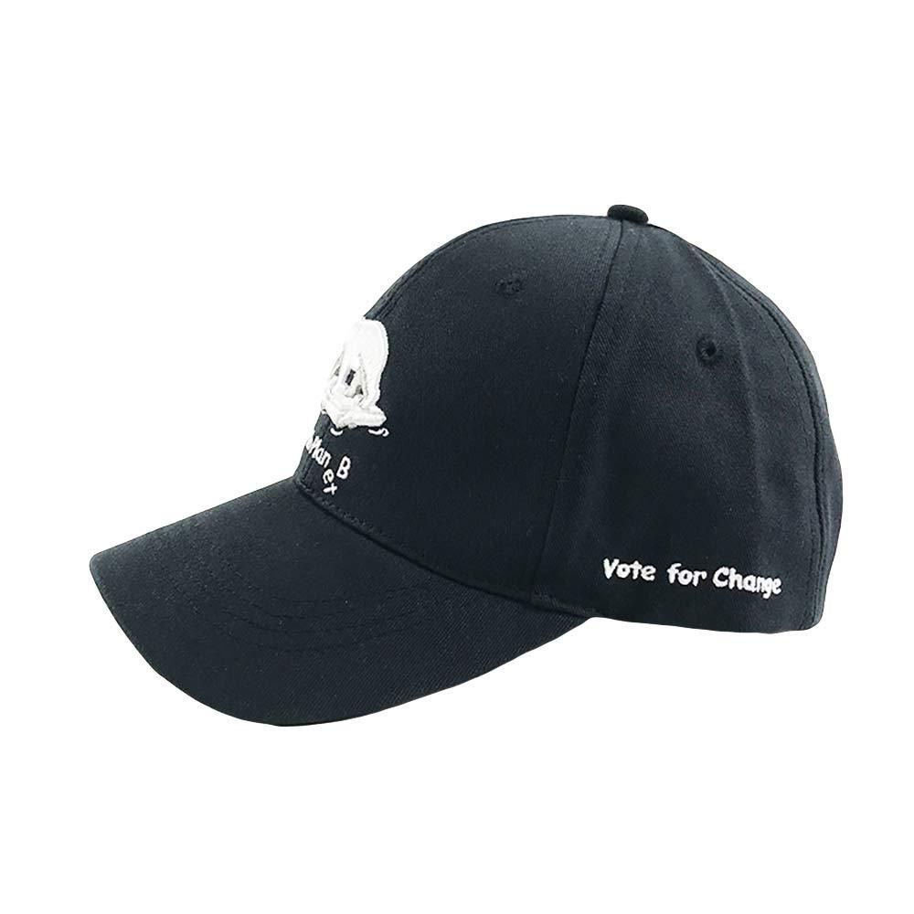 Viva Eos Dad Hat Vote for Change 3D Embroidery No Plan B Unisex Smart Cotton et