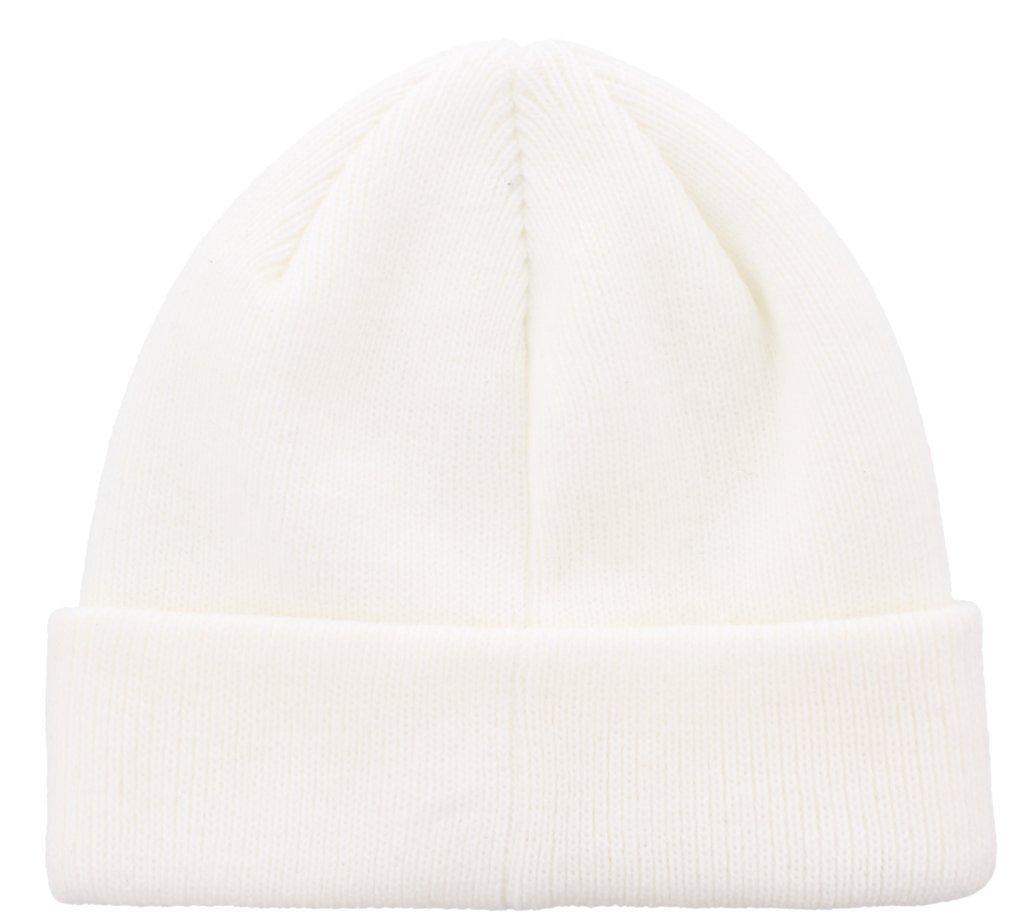 7bd4954ffae Hats   Caps Accessories adidas Mens Originals Trefoil Beanie Black Gold One  Size Agron Hats   Accessories 977135