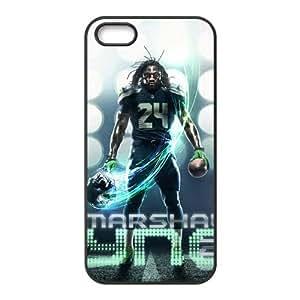 marshawn lynch Diy For SamSung Note 4 Phone Case Cover DIY case Fashion Style AJ687402