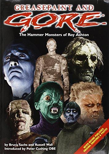 Ashton Wardrobe - Greasepaint and Gore: The Hammer Monsters of Roy Ashton