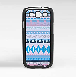 Colorful Cotten Candy Tribal Pattern Hard Snap on Phone Case (Galaxy s3 III)