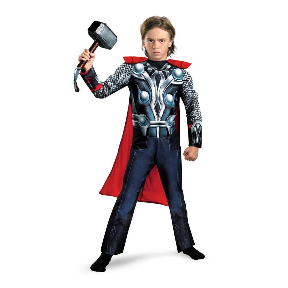 Morris Costumes Disguise The Avengers - Disfraz infantil de Thor ...