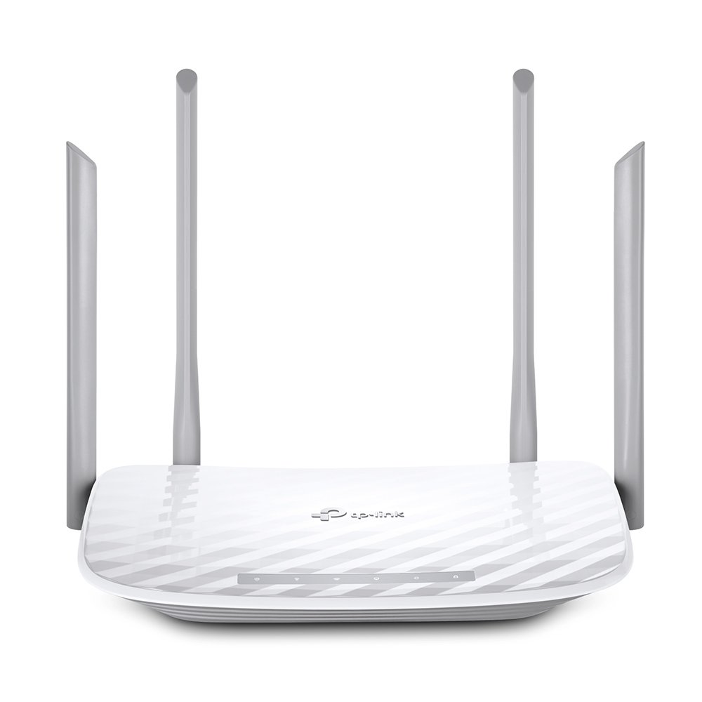 TP-Link AC1200 Dual Band Wireless Wi-Fi Router w/4 External Antennas (Archer C50 V3) TP-LINK Canada