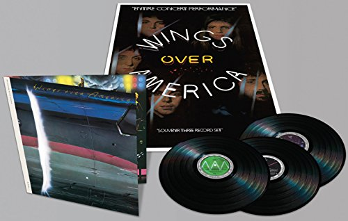 Wings Over America [3 LP] (T Jays Three)