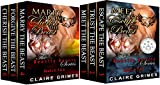 Beastly Beauty The Complete Series: Books 1 - 6: Standalone Romance Novels