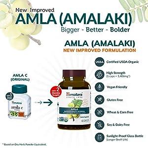Himalaya Wellness Pure Herbs Amalaki Immunity...