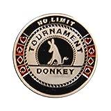 Tournament Donkey Poker Card Guard