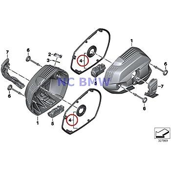 Amazon Com Bmw Genuine Engine Cylinder Head Cover Gasket For K100