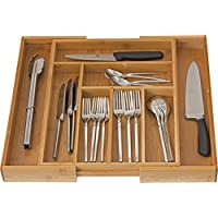 Home-it Expandable Cutlery Drawer Use for, Utensil...