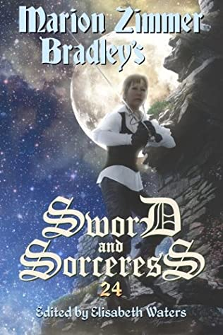 book cover of Sword and Sorceress XXIV