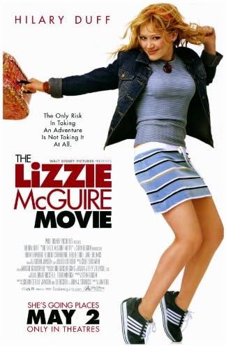 Amazon.com: The Lizzie McGuire Movie 27 x 40 Movie Poster - Style ...