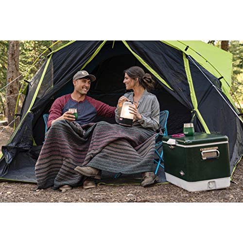 Coleman Carlsbad Fast Pitch 6 Person Dome Tent With Screen