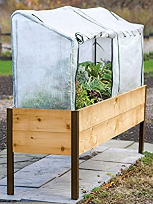 Protection Frame & Covers, 28217; x 88217; by Gardener's Supply Co.
