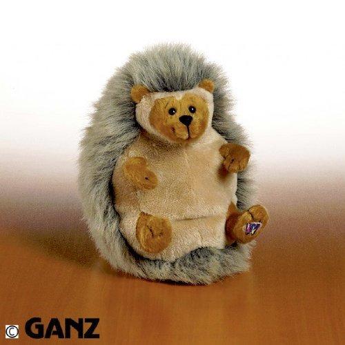 (Webkinz Hedgehog with Trading Cards)