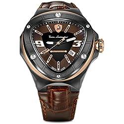 Tonino Lamborghini Products Spyder 8850 8852 Automatic Mens Watch