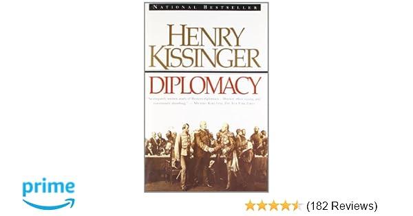 Amazon com: Diplomacy (Touchstone Book) (9780671510992
