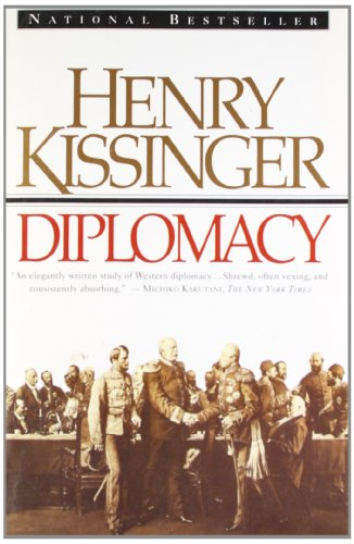 Diplomacy (Touchstone Book) [Henry Kissinger] (Tapa Blanda)