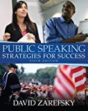 Public Speaking: Strategies for Success (5th Edition)