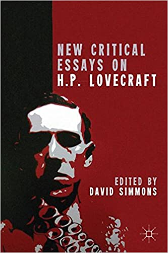 amazon com new critical essays on h p lovecraft  new critical essays on h p lovecraft 2013th edition