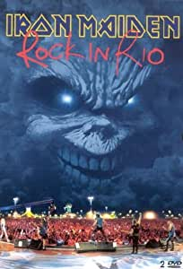 Iron Maiden: Rock In Rio [DVD]: Amazon.es: Bruce Dickinson