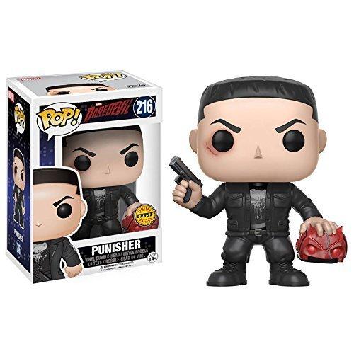 Pop Marvel Daredevil Punisher VARIANT product image