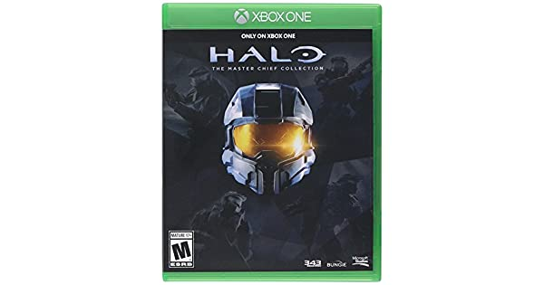 Amazon Com Halo The Master Chief Collection Microsoft