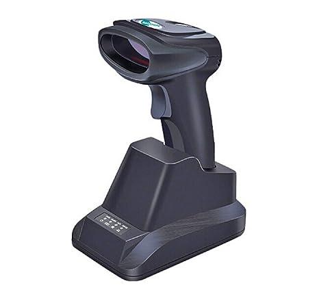 Amazon com : BAOSHARE 1D Wireless Barcode Scanner with