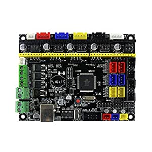 Noblik - Placa de Control para Impresora 3D, Compatible con MKS ...