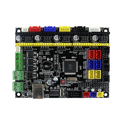 SODIAL 3D printer accessories motherboard control board MKS GEN-L V1.0 compatible ramps open source marlin
