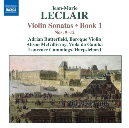 Sonata Leclair (Leclair: Violin Sonatas, Book 1, Nos. 9-12)