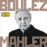 Boulez Conducts Mahler - Complete Recordings [14 CD]