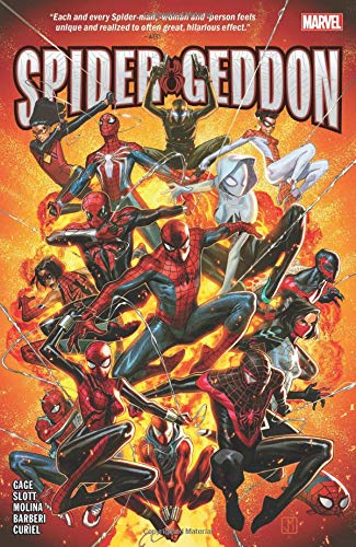 Pdf Graphic Novels Spider-Geddon