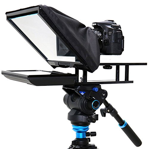 LCD4Video Professional HD Teleprompter Kit w/ 9'' HDMI / VGA Monitor