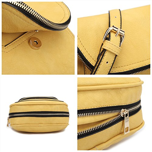 Lady Shoulder Size Leather Small Red Bags for Travel Lightweight Vegan Soft Bags Crossbody Women Purses Small Bags Crossbody rqr4P