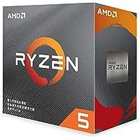 AMD - Processore Ryzen 5 3500X (6C/6T, 35MB Cache, 4.1 GHz Max Boost)