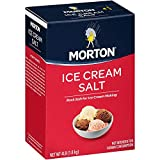 Morton Ice Cream Salt 4lb.
