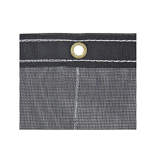 Buyers Products 3008210 Tarp 7.00Ft X 15.00Ftblack Mesh by Buyers Products (Image #1)